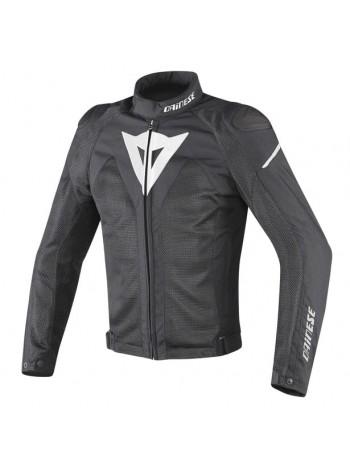 Мужская куртка Dainese HYPER FLUX D-DRY BLACK/BLACK/WHITE