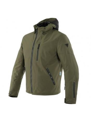 Мужская куртка Dainese MAYFAIR D-DRY Black/Grape-Leaf/Grape-Leaf