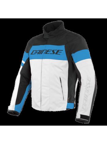 Мужская куртка Dainese SAETTA D-DRY JACKET Blue