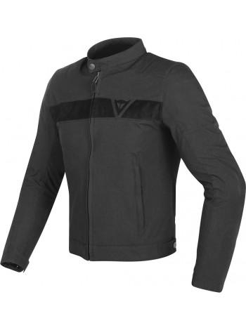 Мужская куртка Dainese STRIPES TEX Black/Black