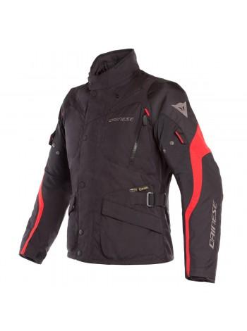 Мужская куртка Dainese TEMPEST 2 D-DRY Черно-красная