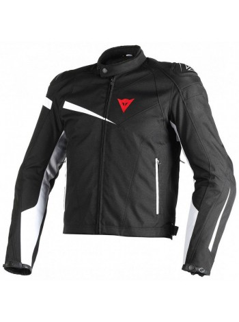 Мужская куртка Dainese VELOSTER TEX Black-White