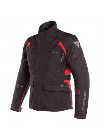 Мужская куртка Dainese X-TOURER D-DRY Black/Black/Tour-Red