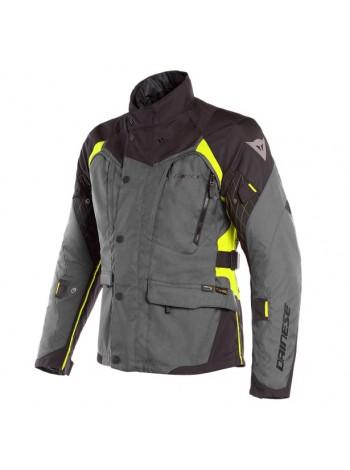 Мужская куртка Dainese X-TOURER D-DRY Ebony/Black/Fluo-Yellow