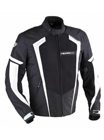 Куртка текстильная мужская Ixon Airway HP черно-белая