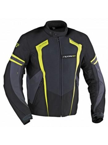 Куртка текстильная мужская Ixon Airway HP Yellow
