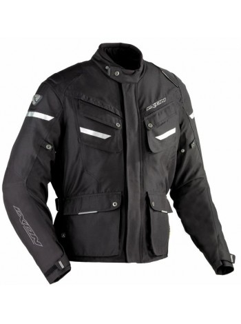 Куртка текстильная мужская Ixon Nebraska HP Black