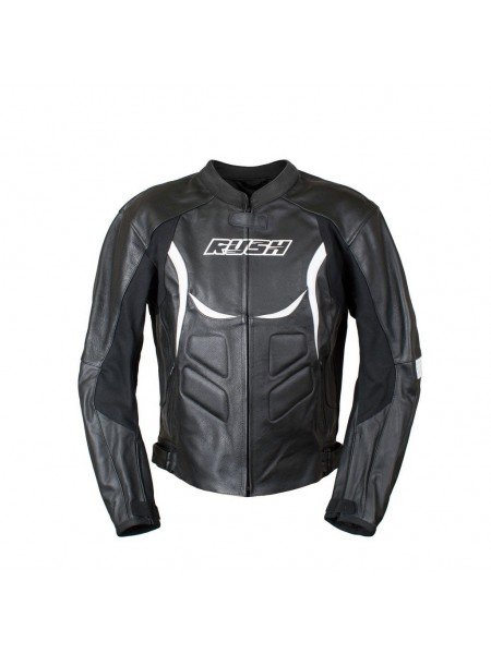 Кожаная мотокуртка Rush Fury