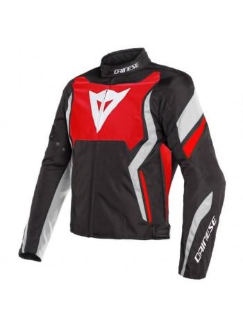 Мужская куртка Dainese Edge Tex Jacket Черно-красная