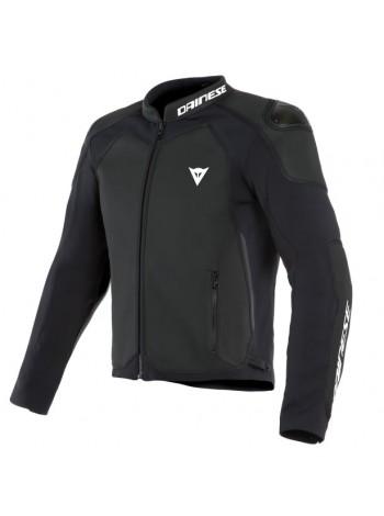 Куртка кожаная Dainese INTREPIDA Black-Matt