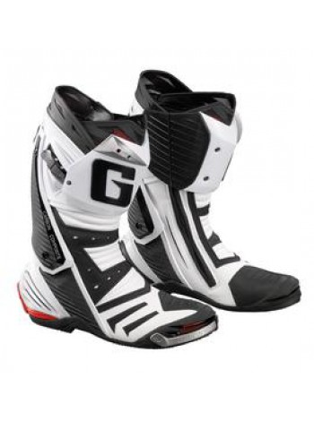 Мотоботы Gaerne GP1 White (Белые)
