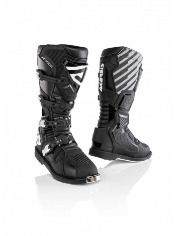 Мотоботы кроссовые Acerbis X-RACE Black