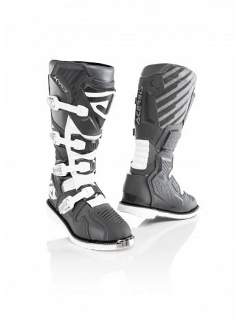 Мотоботы кроссовые Acerbis X-RACE Grey
