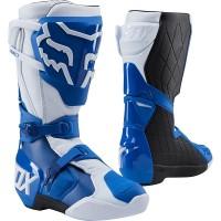 Кроссовые мотоботы Fox 180 Boot Blue