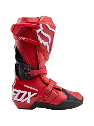 Кроссовые мотоботы Fox 180 Boot Red