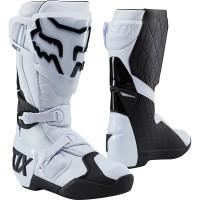 Кроссовые мотоботы Fox 180 Boot White