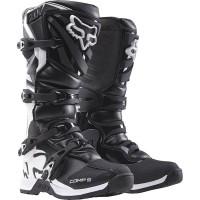 Кроссовые мотоботы женские Fox Comp 5 Womens Boot Black/White