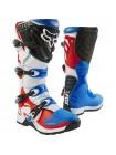 Кроссовые мотоботы Fox Comp 5 boot Blue/Red