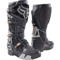 Кроссовые мотоботы Fox Instinct Off Road Boot Charcoal