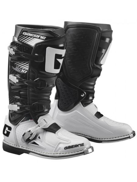 Мотоботы Gaerne SG-10 Black-White
