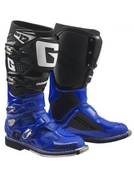 Мотоботы Gaerne SG-12 Blue Black