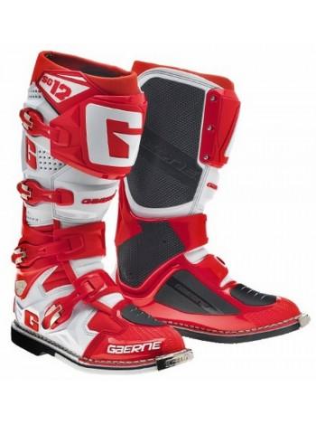 Кроссовые мотоботы Gaerne SG-12 Red (красный)