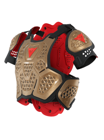 Защита спины Dainese MX2 Roost Gold