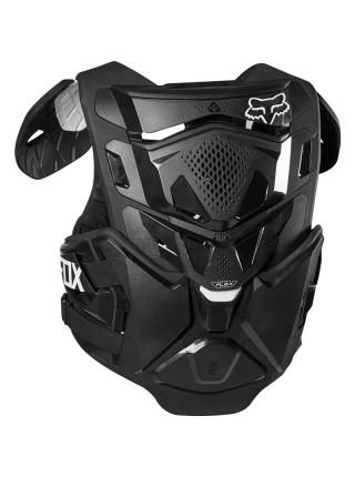 Моточерепаха Fox Airframe Pro Jacket Black