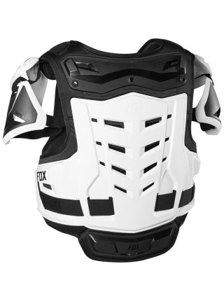 Моточерепаха Fox Raptor Vest Black/White