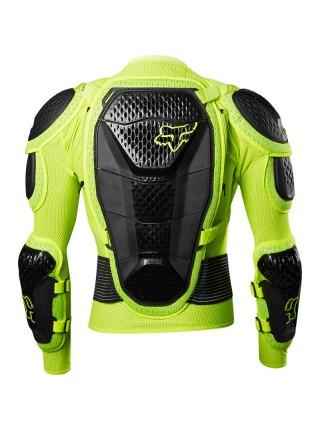Моточерепаха Fox Titan Sport Jacket Flow Yellow