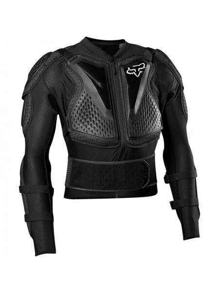 Моточерепаха Fox Titan Sport Jacket Black