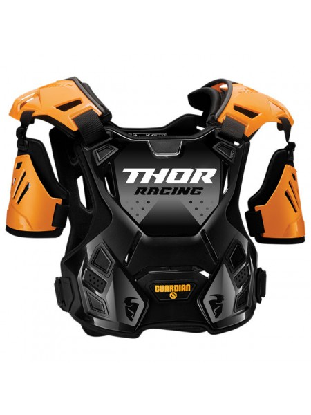 Моточерепаха Thor Guardian S20 Оранжевая