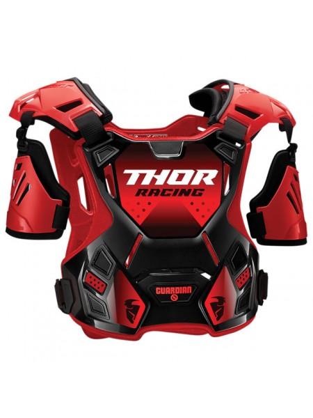 Моточерепаха Thor Guardian S20 Красная