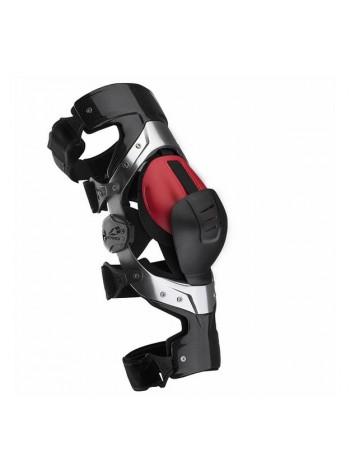 Наколенники EVS Axis Pro Knee Brace Pair Alum Carbon