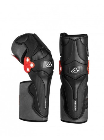 Наколенники Acerbis X-STRONG KNEE Black/White