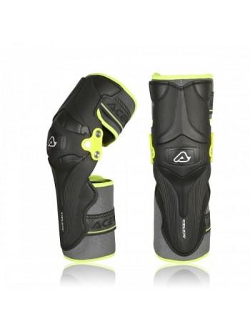 Наколенники Acerbis X-STRONG KNEE Black/Yellow