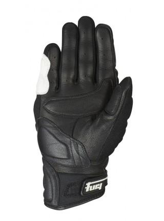 Короткие мотоперчатки Furygan WACO Черно-белые