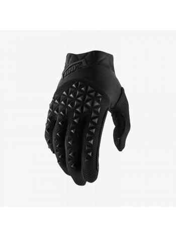 Мотоперчатки 100% Airmatic Black Charcoal