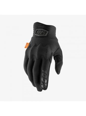 Мотоперчатки 100% Cognito Black