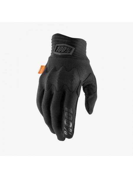 Перчатки для мотокросса 100% Cognito Black