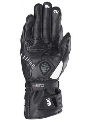 Мотоперчатки Furygan RG-20 Черно-белые