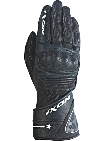 Перчатки женские Ixon curve leather racing black