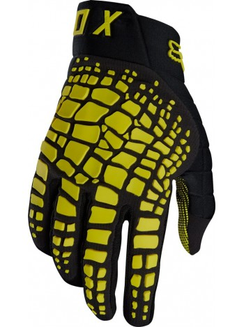 Мотоперчатки Fox 360 Grav Dark Yellow