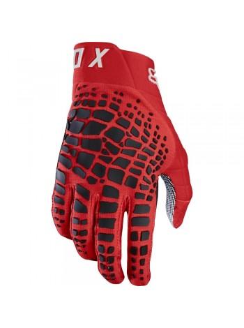 Мотоперчатки Fox 360 Grav Red