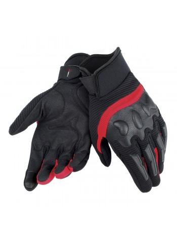 Мотоперчатки Dainese AIR FRAME UNISEX Black-red