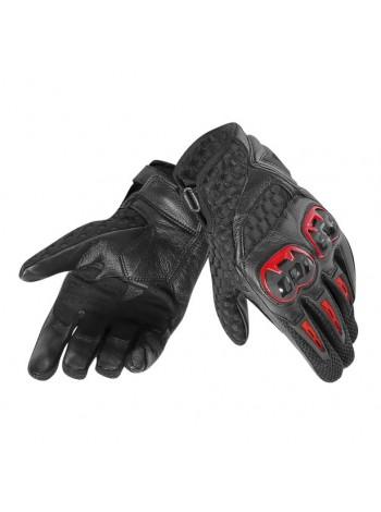 Мотоперчатки Dainese AIR HERO LAVA-RED/BLACK