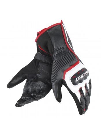 Мотоперчатки Dainese ASSEN Черно-красные