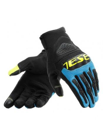 Мотоперчатки Dainese BORA Черно-синие