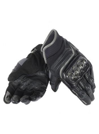 Мотоперчатки Dainese CARBON D1 SHORT Черные