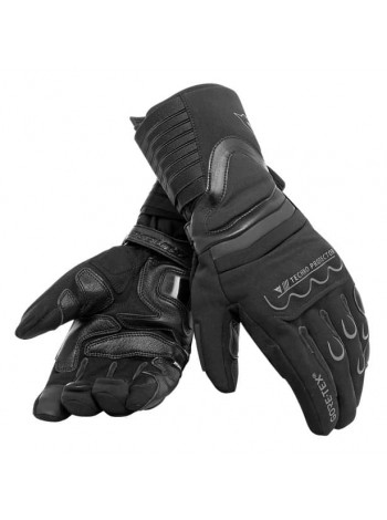 Мотоперчатки Dainese Scout 2 GORE-TEX черные